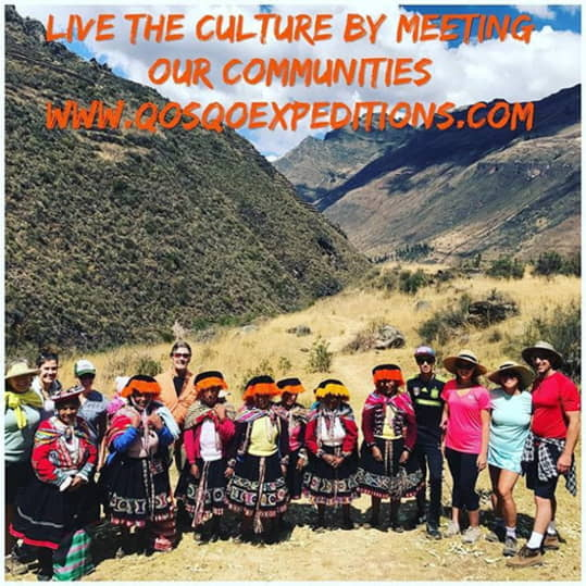 Qosqo Expeditions - Live the culture by meeting our communities