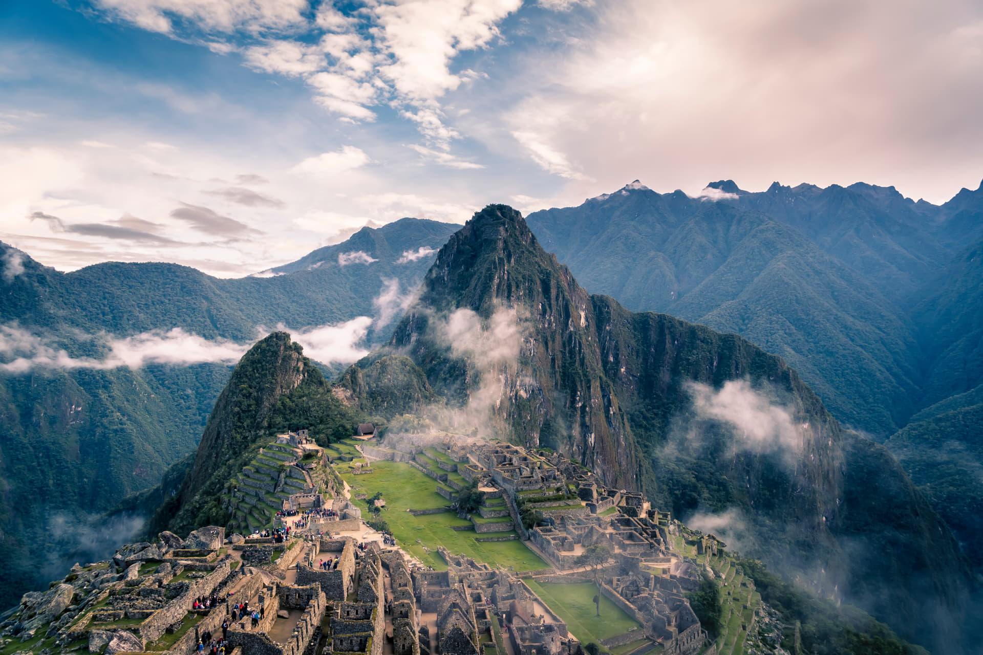Machu Picchu Premiun Travel