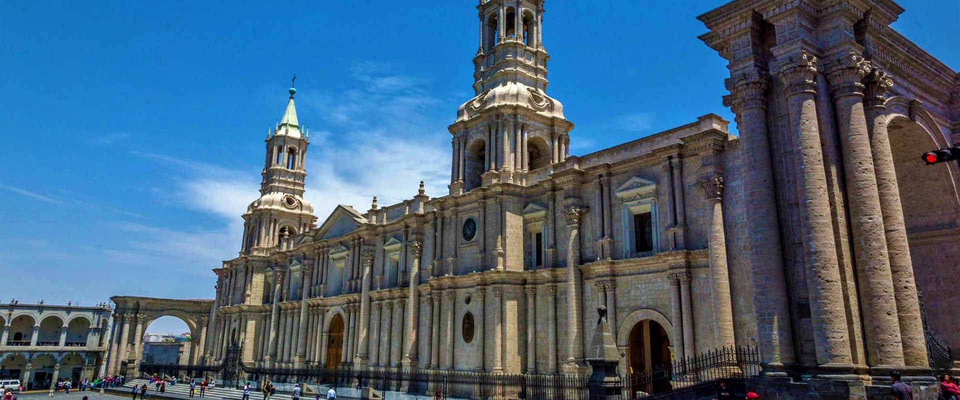 City Tour Arequipa Perú