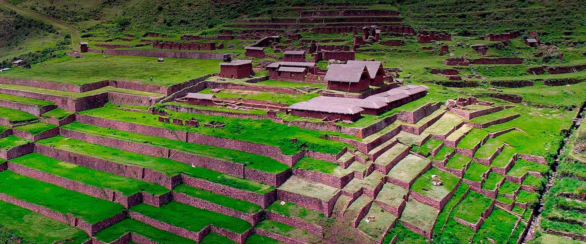 Huchuy Qosqo Trek & Machu Picchu