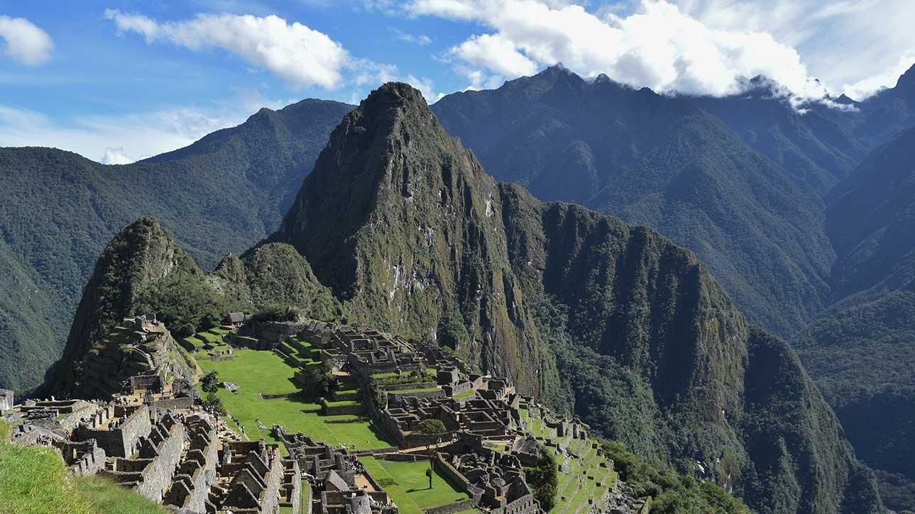 Machu Picchu - Inca city